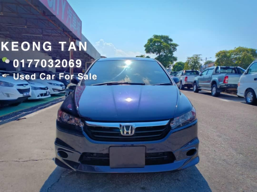 HONDA STREAM 1.8AT i-VTEC LOCAL 2008TH Cash💰OfferPrice💲Rm45,800 Only‼Lowest Price InJB‼Call📲0177032069 Keong🤗