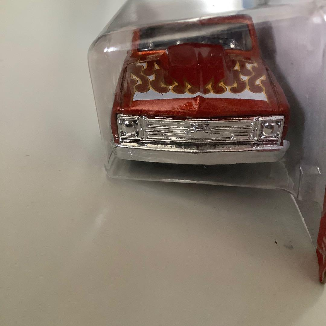 Hot wheels 1967 Chevrolet Chevy C10 collectible diecast car