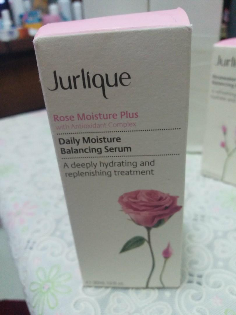 jurlique玫瑰保濕抗氧精華