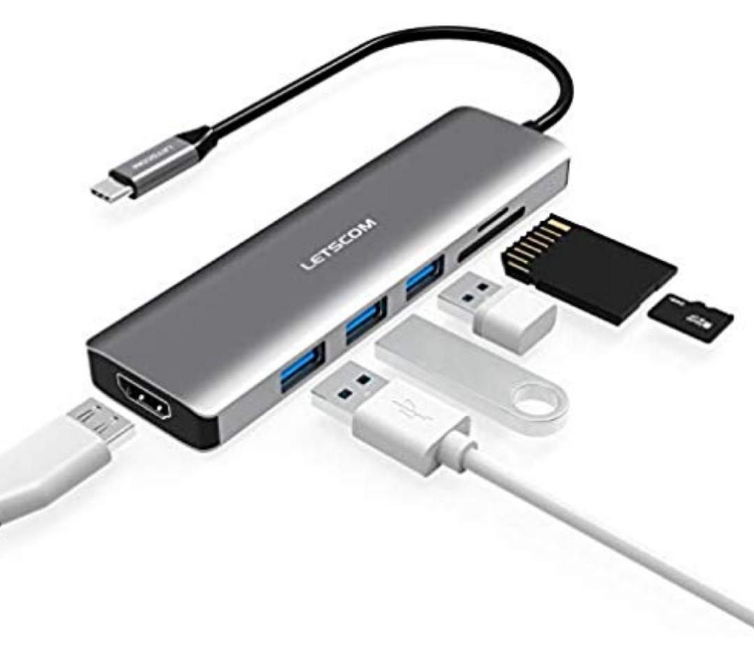 Letscom USB C Hub
