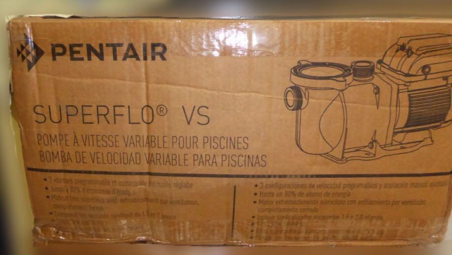 Pentair Superflo VS on Carousell