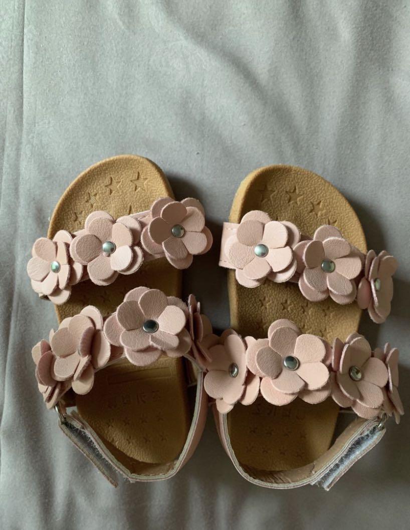 Sandal Anak bunga NEW