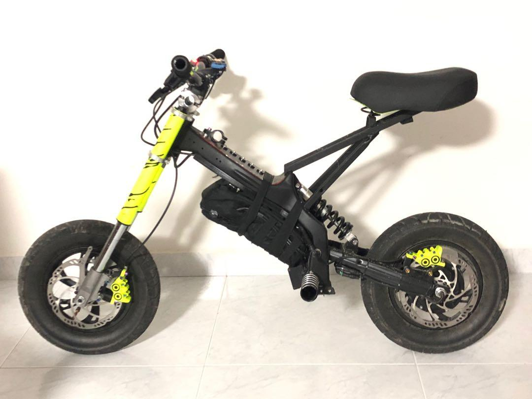 SCRAMBLER E-Scooter