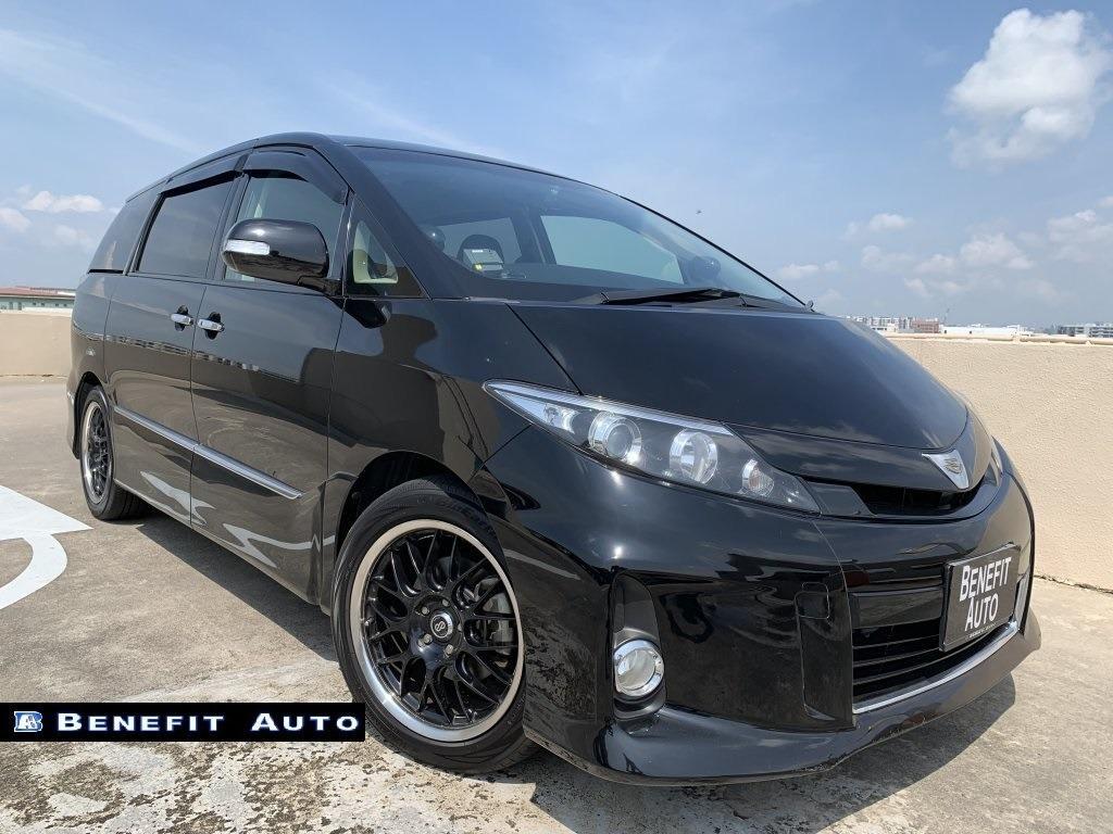 Toyota Estima 2.4 Aeras Premium Moonroof Auto