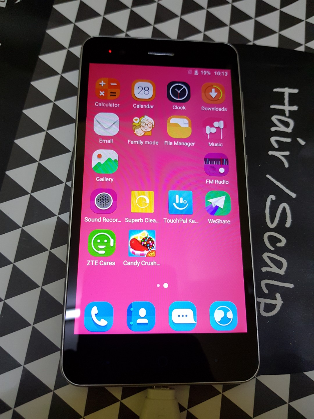 ZTE Blade A510 on Carousell
