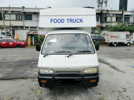 Daihatsu Hijet Food Truck