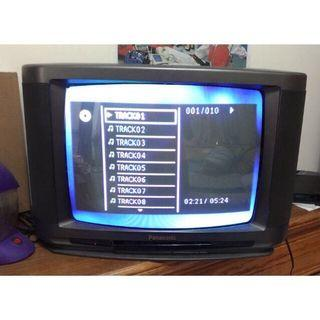 國際牌 panasonic 電視 傳統電視 影像管電視