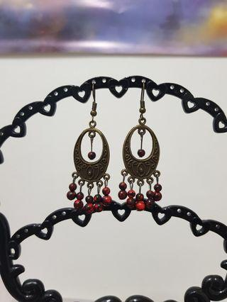 Chinese Inspired Earrings
