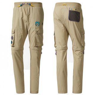 Adidas x pharrell williams cargo pants
