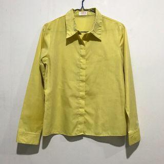 Elle Vintage Shirt (Kemeja)