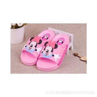 米奇·米妮防水拖鞋