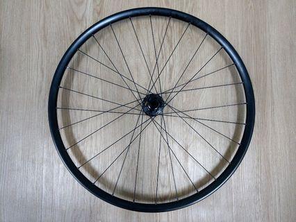 29 MTB front alloy wheel
