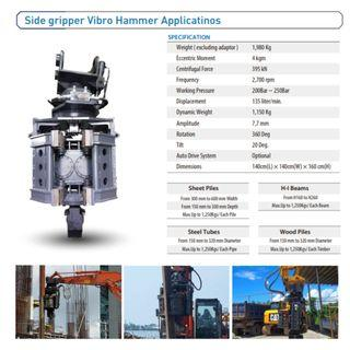 Vibro Hammer - View all Vibro Hammer ads in Carousell