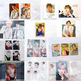 [WTS] NCT PHOTOCARDS & MERCHS