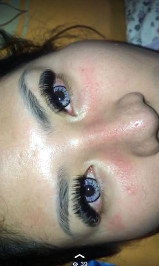 Eyelash Extention