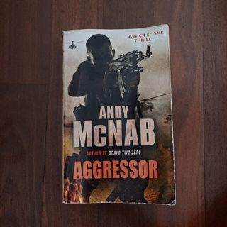 Aggressor by Andy McNab (another of Bravo Two Zero)