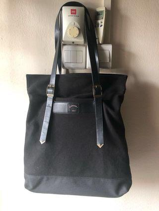 SUPERDRY CANVAS TOTE BAG