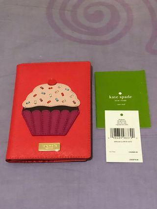 Kate Spade Passport Case Authentic