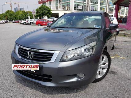 2009 Honda ACCORD 2.0 (A) Muka 3K Loan Kedai