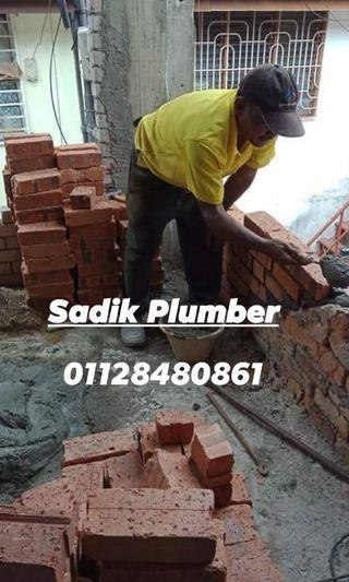 Renovation & Plumber dengkil./Putrajaya