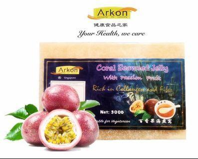 Arkon Coral Seaweed Jellies 300g  (6 squares) ❤️
