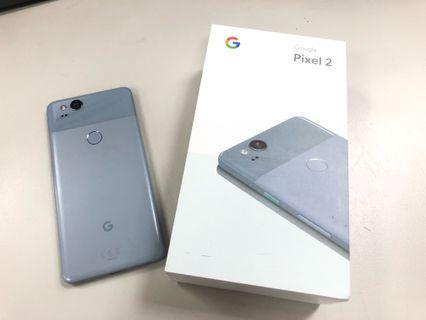 Google PIXEL 2 64G Blue Boxed Spot