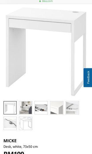 IKEA Study Desk