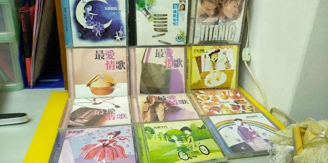 經典CD組合