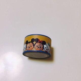 TsumTsum 紙膠帶