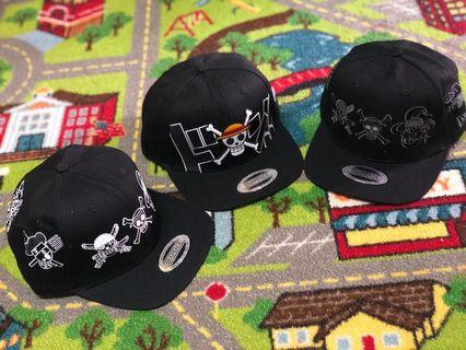 One Piecw x New Era Snapback Fall Collection