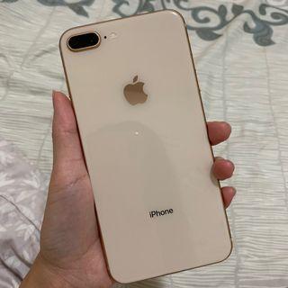IPhone 8 Plus 64G玫瑰金