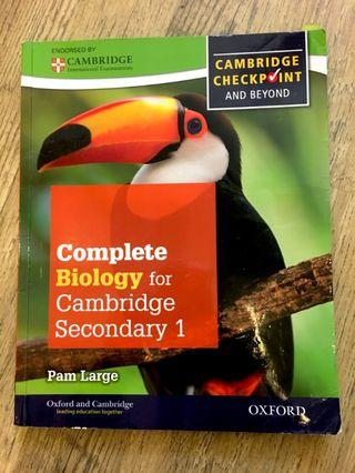Complete Biology for Cambridge IGCSE Student Book