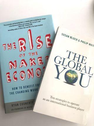 Economics/Business Books