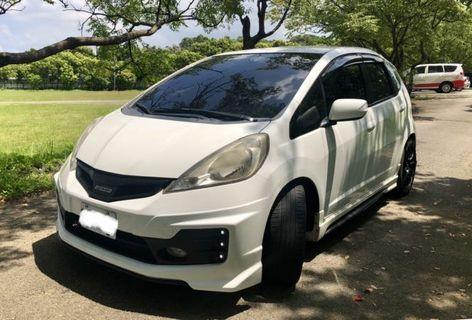 2012 Honda Fit vtis