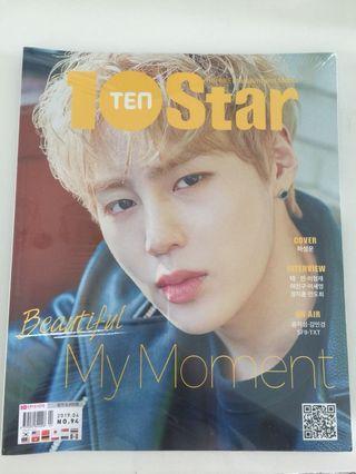 Ha Sungwoon Magazine
