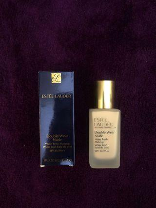 Estee Lauder Double Wear Nude Foundation