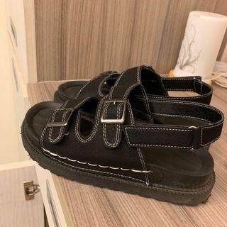復古軟底勃肯風涼鞋👍🏻 #2020年中慶