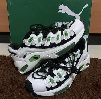 ✨NEW✨Puma Cell Endura Classic Green Sneakers