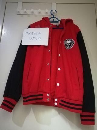Varsity Hoodie Jacket