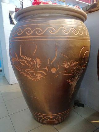 🌸大型龙缸 Big vase