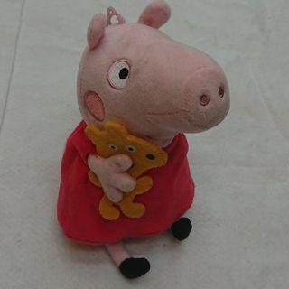 佩佩豬 娃娃