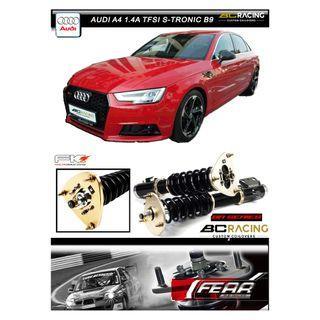 Audi A4 1.4A TFSI B9 ( BC RACING COILOVER )