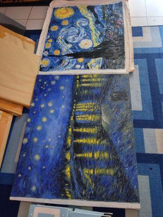 Lukisan Repro Vincent Van Gogh