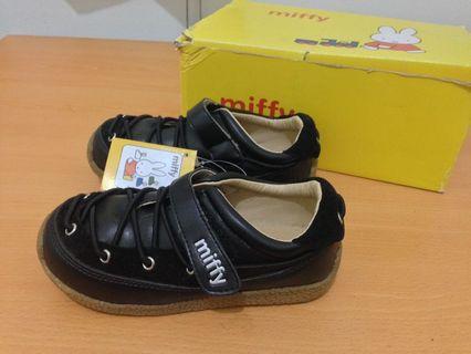 Miffy 兒童 米飛兔17.5 學步鞋 皮鞋 鞋子