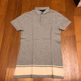 Marc Jacobs Men's Polo Shirt (Size L) - Grey