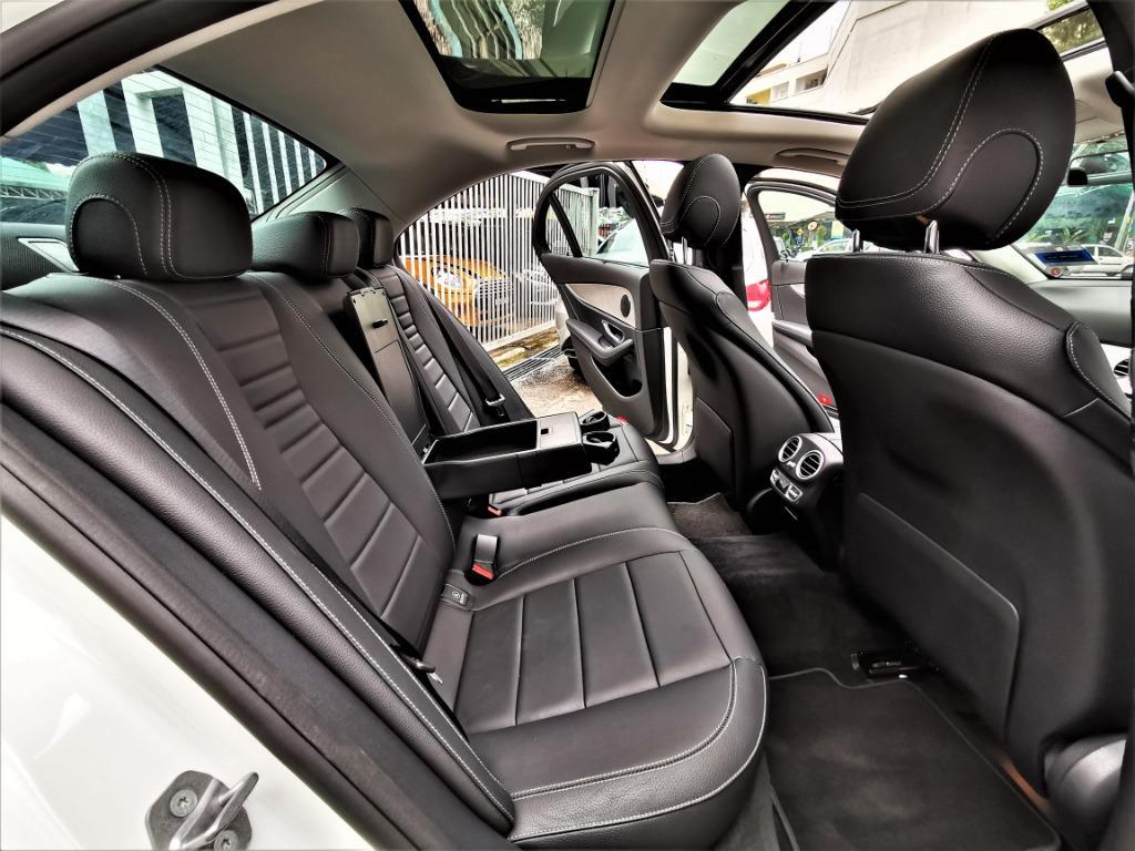 2017 Mercedes Benz E250 (CKD) 2.0(A)TIPTOP 18,000KM