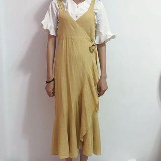 韓國魚尾洋裝