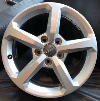 "NEW 16"" Original Audi OEM Rims"