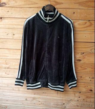 Jaket sweater Hoodie tracktop vans