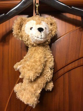 日本迪士尼Duffy達菲熊手拿包